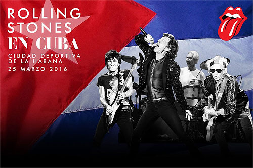 The Rolling Stones play Cuba: March 25, 2016