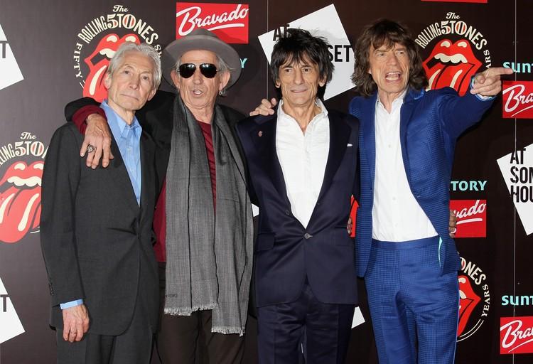 Stones pressconference July 11 2012
