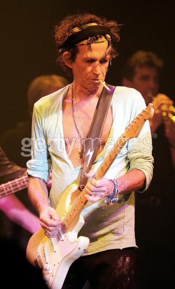 Keith playing life