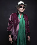 Keith Richards (photo:AP)