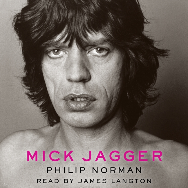 Mick Jagger by Philip Norman is to be published by HarperCollins on October 4.