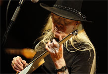 Johnny Winter - we miss you!