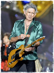 The Rolling Stones Raleigh, Stadium - July 1, 2015