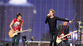 Hyde Park-1 06 July 2013 - The Rolling Stones on stage