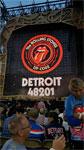 Comerica Park Stadium - Rolling Stones, Detroit, July 8, 2015