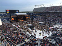 The Rolling Stones in Orlando, Florida - Stadium, The Temperance Movement - June 12, 2015