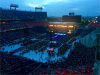 The Rolling Stones in Nashville, Tennessie - LP Field - June 17, 2015