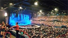 Brisbane 2014 - the venue