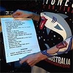 Brisbane 2014 - Setlist