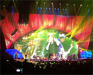 The Band on stage, LA, May 18 2013