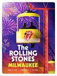 The Rolling Stones Milwaukee Summerfest, Wisconsin - Poster2 - June 22, 2015