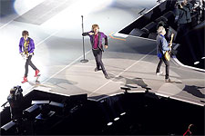 The Rolling Stones on stage[thx Nikkei, iorr] - San Diego, May 24, 2015