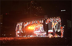 The Rolling Stones on stage [thx Nikkei, iorr] - San Diego, May 24, 2015