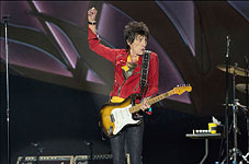 The Stones at the Adelaide Oval - Adelaide, October 25, 2014 - Picture by Melissa Donato of fasterlouder.com.au