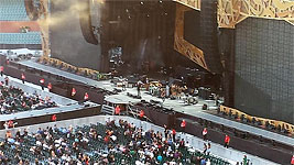 The Stones at the Adelaide Oval - Jimmy Barnes - Adelaide, October 25, 2014