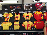 The Rolling Stones Kansas City - Gear - June 27, 2015