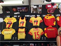 The Rolling Stones Kansas City - Gear - June 27, 2015