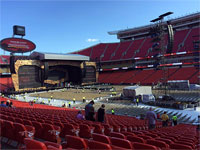 The Rolling Stones Kansas City - Arrowhead Stadium - June 27, 2015