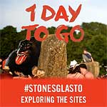Glastonbury 2013 - 1 day to go!
