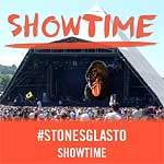 Glastonbury - Showtime!