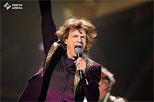 The Rolling Stones in Perth, October 29, 2014
