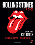 The Rolling Stones in Columbus, Ohio, May 30, 2015