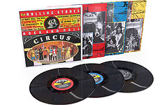 The Rolling Stones will release a deluxe anniversary reissue of their Rock And Roll Circus Soundtrack on June 28