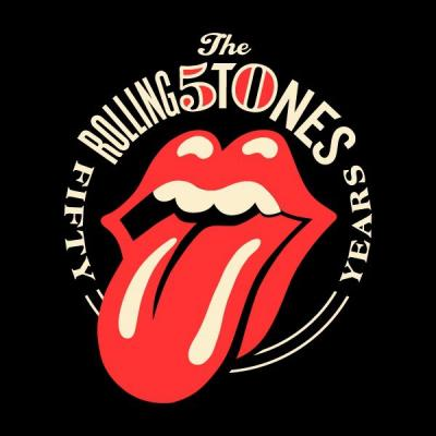 50 years of the world's gteatest rock-n-roll band!