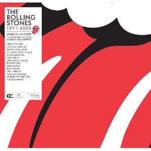 The Rolling Stones release new vinyl box set