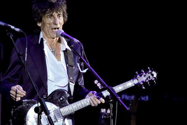 Ronnie Hammersmith 7 2012