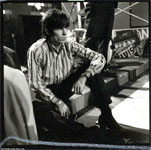 Some samples out of the 3.891 photos of the Rolling Stones taken between 1964 and 1969, see more at backstageauctions.com