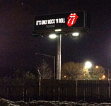 Billboard in Rochester, NY - thx to Dylan L. for the pic!