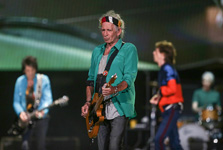 Desert Trip, Coachella, October 7, 2016