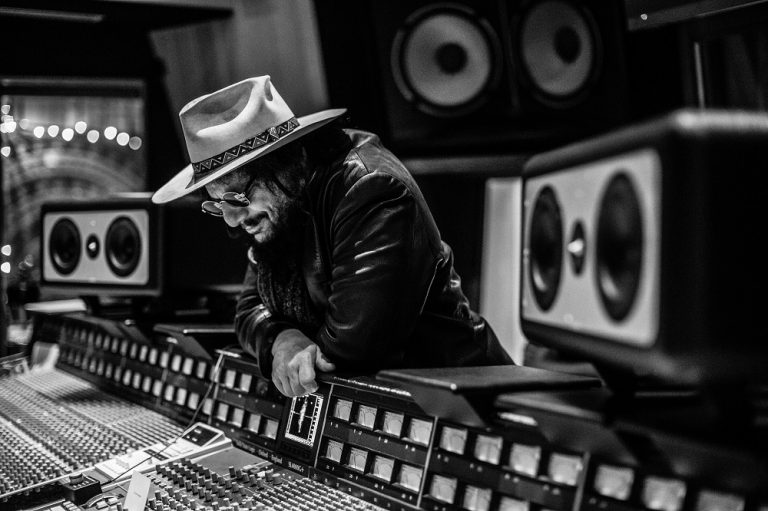 Don Was producing Blue & Lonesome, interview, Photo: Mathieu Bitton