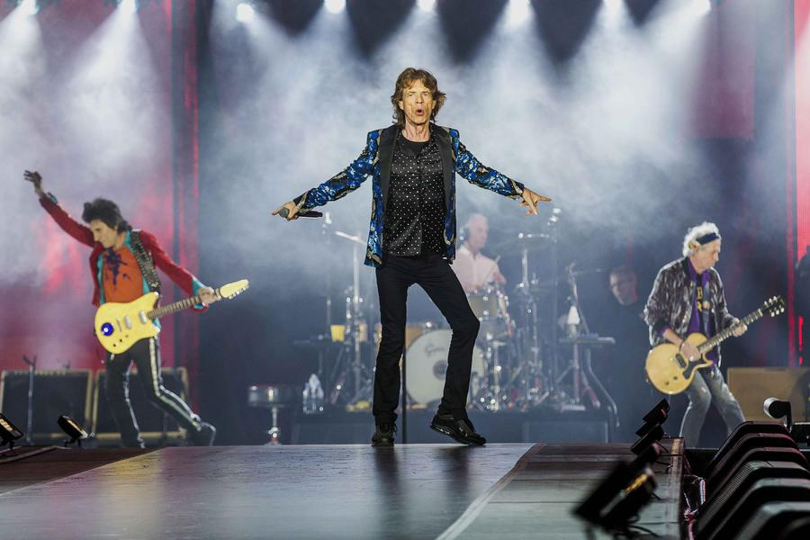 The Rolling Stones No Filter Tour - Düsseldorf 2017