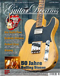 Guitar Dreams - the Stones at 50 and their gear