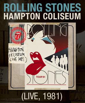 The Complete'Hampton Coliseum: Live 1981