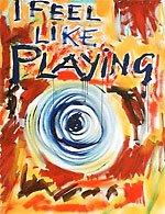 I feel like playing - Ronnie Wood