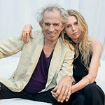 FAMILY VALUES: KEITH AND THEODORA RICHARDS - Rolling Stone Keith Richards and his daughter Theodora have joined forces to create a new children's book, 'Gus & Me: The Story of My Granddad and My First Guitar.' Here, they weigh in on their collaboration.