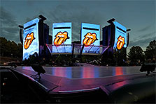 The Rolling Stones No Filter Tour - Lucca 2017 - foto: twitter