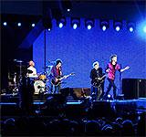 The Rolling Stones No Filter Tour - Lucca 2017 - foto: Mura di Lucca, instagram