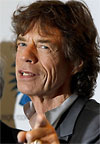 Mick Jagger in Cannes 2010 - Stones in Exile