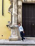 Mick in Havana, October 5, 2015