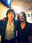 Mick meets X Alfonso, Havana, October 5, 2015