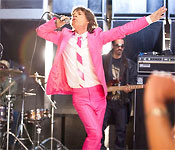 Mick in Pink