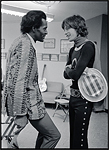 Happy birthday, Chuck Berry! 90 years young and still rockin! We owe you!
