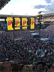 The Rolling Stones in Coventry, June 2, 2018