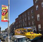 Dublin's buzzing ...