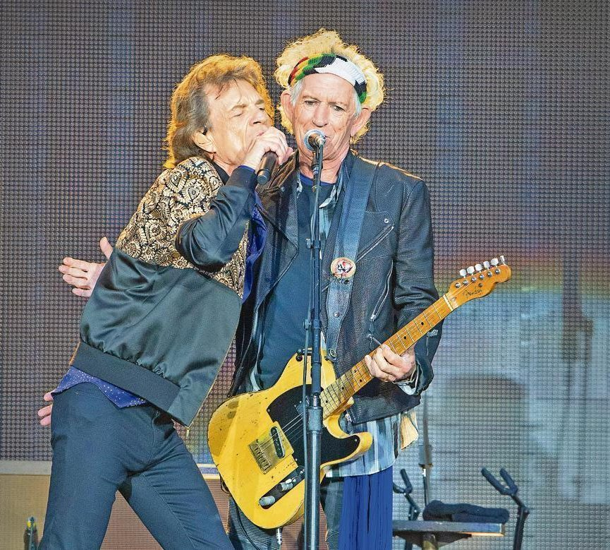2018 – 3 – The Rolling Stones News – US NoFilter Tour 2019