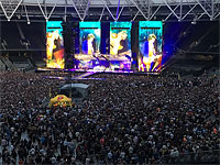 The Rolling Stones in London, May 22, 2018